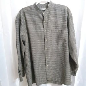 Pierre Cardin Long Sleeve Button Up Shirt